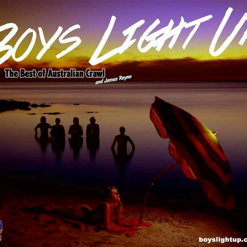 Boys light up